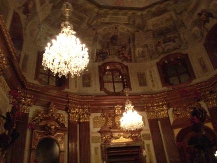 belvedere insides