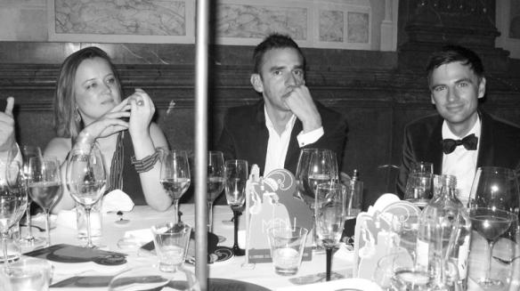 Caroline von Reden, Bernhard Moss and Stefan Pfandt