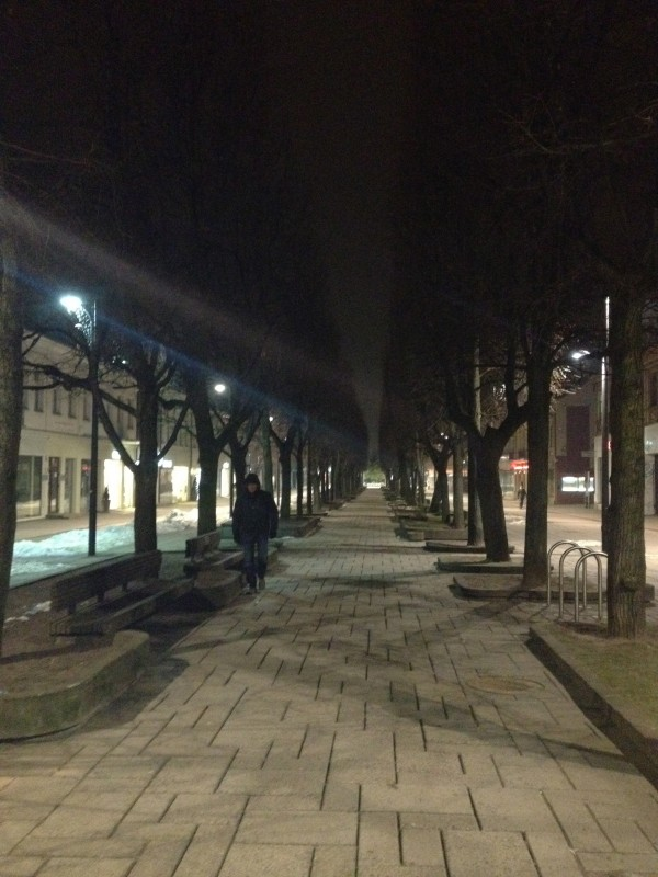 Streets of Kaunas.