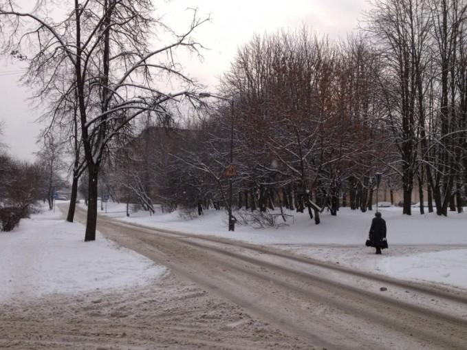Streets of Kaunas