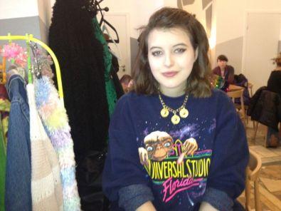 stylish seller Olga Sikorska