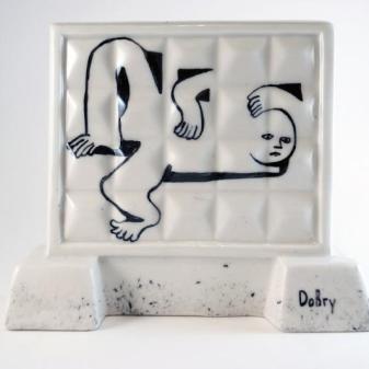 "Graffiti by ""Dobry"""