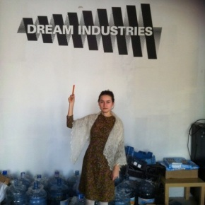 The Workers' Club – Open Studio In A Moscow OfficeSpace