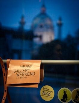 Gallery weekend + TNCB