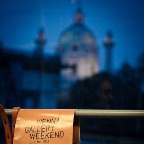 Vienna Gallery Weekend IsOpen!
