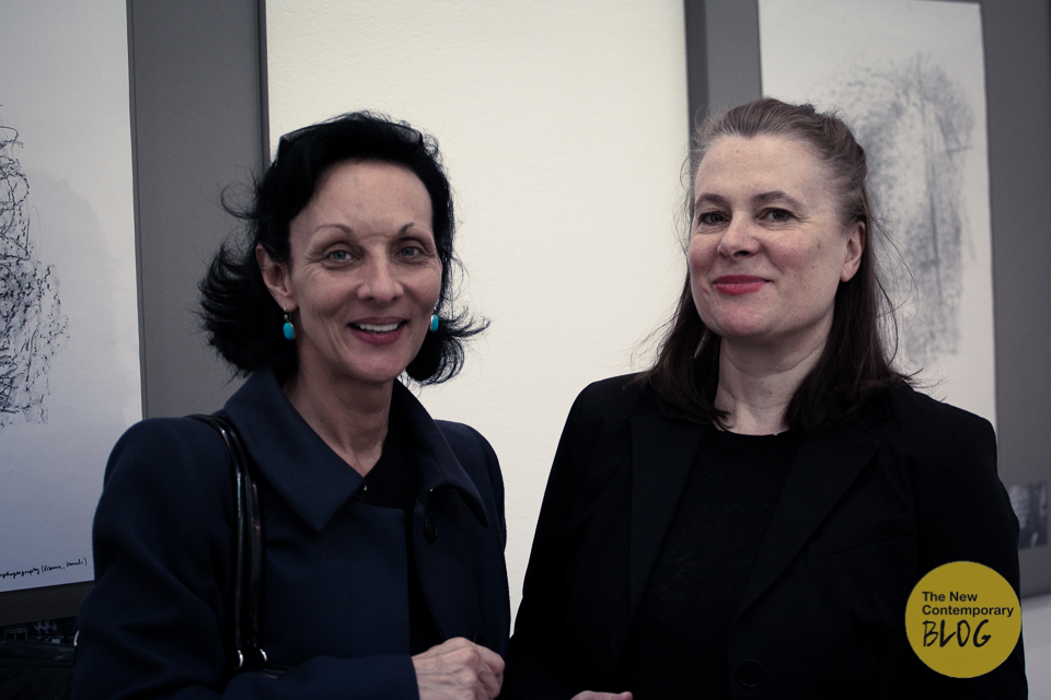 Susanna Hoffmann- Ostenhof and Gabriele Senn