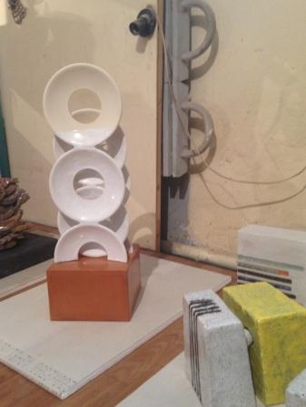 Lia's sculpture