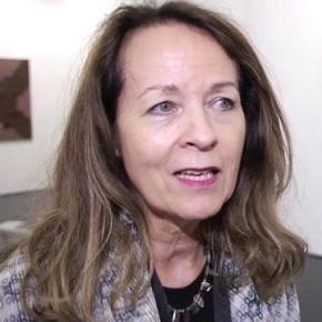 One Minute with Rosmarie Schwarzwaelder aboutVIENNAFAIR