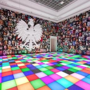 Vita Zaman Visits Warsaw's ArtScene