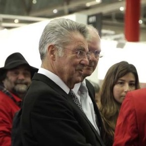 A Chat With The President Of Austria AtVIENNAFAIR