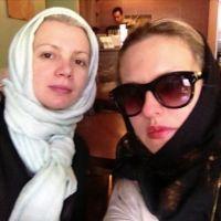 Vita Zaman Visits Iran