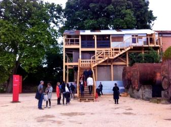 Gergian Pavilion (1)