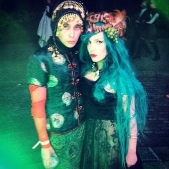 Shabalin Dima and I