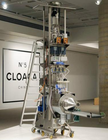 'Cloaca No.5′