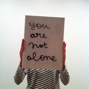 School of Happiness Lesson 10: You Are Not Alone