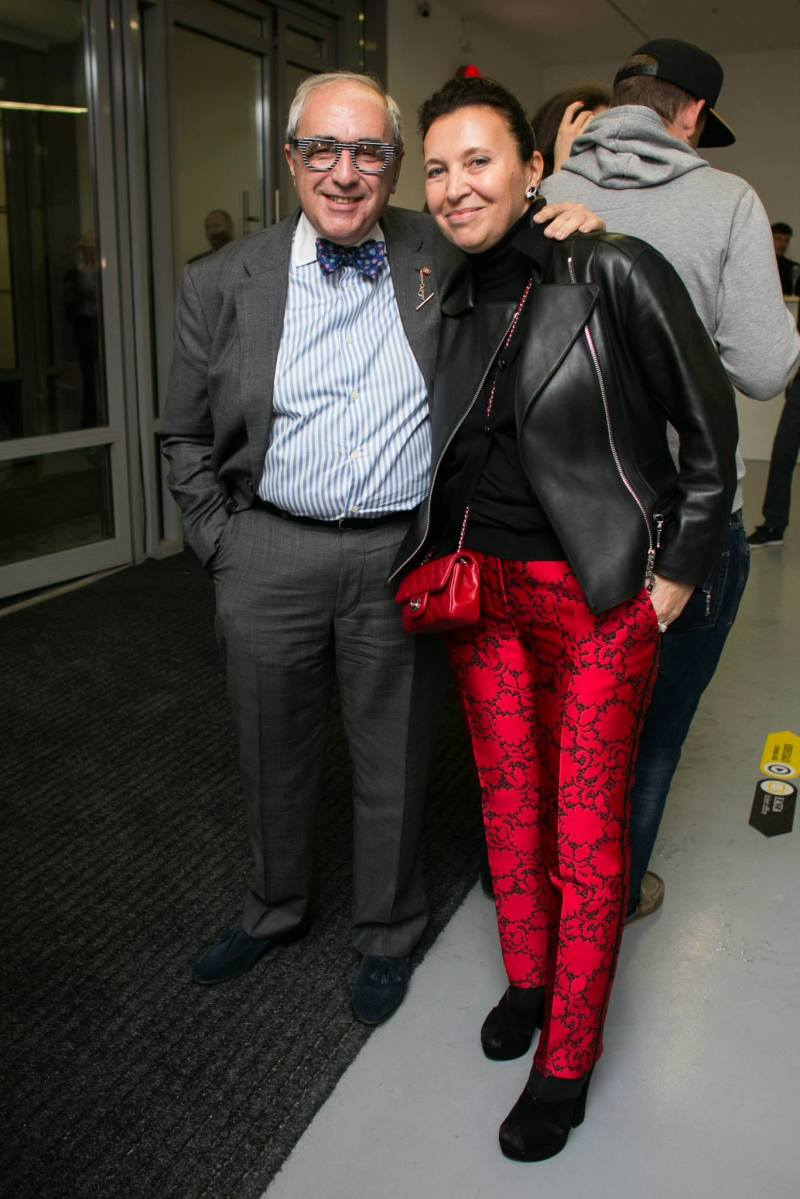 Alexander and Marina Dobrovinsky