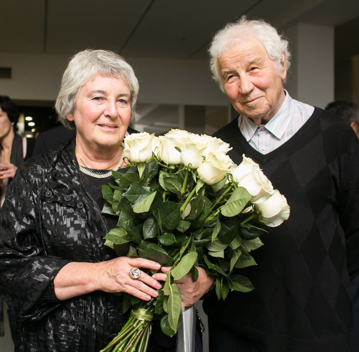 Ilya and Emilia Kabakov Photo: mamm-mdf.ru
