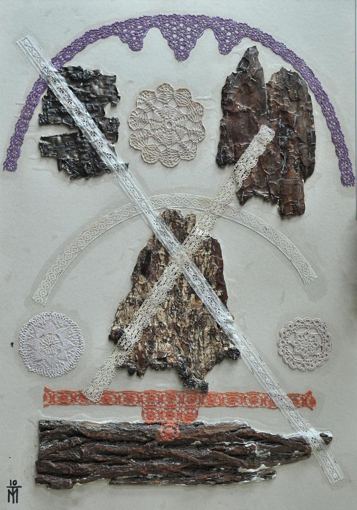 Mihail Trifan Untitled, 2010 100 x 70 cm Courtesy Club Electroputere