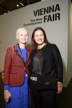 Christina Steinbrecher-Pfandt and Ekaterina Finogenova (MAMM)