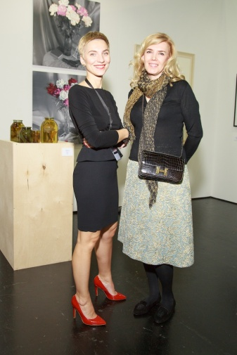 Catherine Borissoff and Marianna Sardarova (RuArts Gallery)