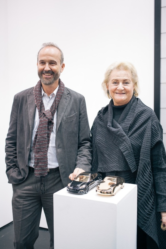 Erwin Wurm and Ursula Krinzinger