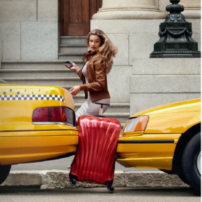 Travel For Art with Samsonite