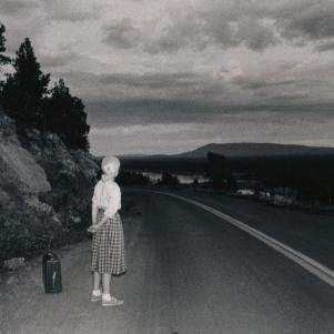 """Untitled Film Still"" (1979) by Cindy Sherman. Photo: www.christies.com"