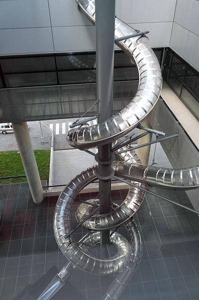 Installation from Carsten Höller and Miroslaw Balka. ©Myriam Thyes