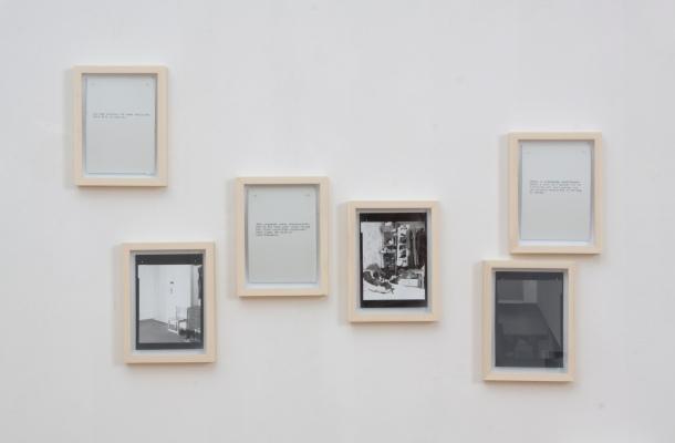 Dénes Farkas: Credo, installation view, 2014, Ani Molnár Gallery, photo: Miklós Sulyok, courtesy: Ani Molnár Gallery , Budapest