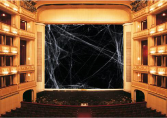 Rosemarie Trockel, Safety Curtain, 2008/2009 Photo: Museum in progress