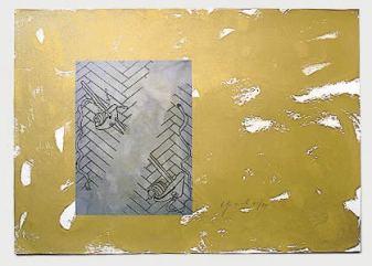 Bruno Gironcoli, screen print, copies- 75, 1991