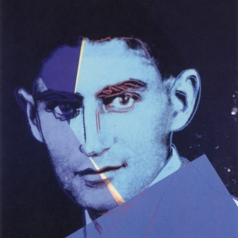 Franz Kafka, Collection of the Blavatnik Family. Photograph courtesy of Ronald Feldman Fine Arts, New York
