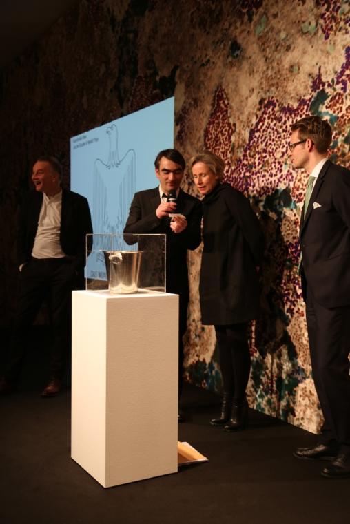 Das Wunder des Lebens. Jos de Gruyter & Harald Thys. Preview Dinner © Kunsthalle Wien, 2014