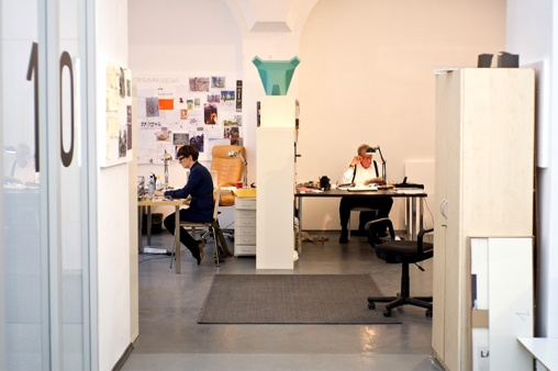Manifesta Biennial office in St. Petersburg