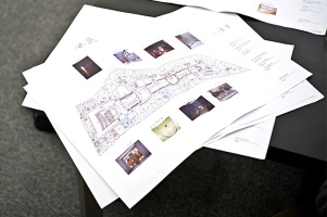 Plan for the main project of Manifesta. Photo Anton Akimov