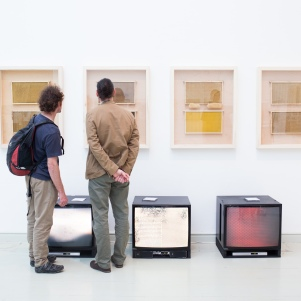 Nemere Kerezsi : installation view, photo: Ádám Polhodzik