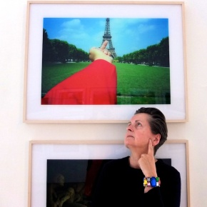 Christine König and Gabriele Senn on the Vienna GalleryWeekend