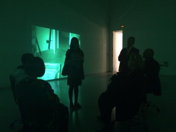 Bruce Nauman, Mapping the Studio I ( Fat Chance John Cage), 2001