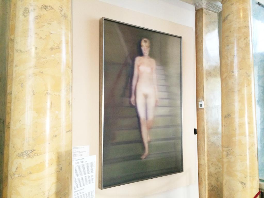 Gerhard Richter, Ema