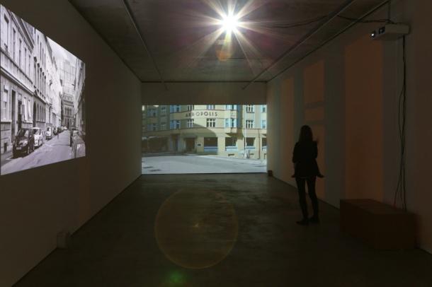 VIE CEE - Installation View, Franz Josefs Kai 3 (Bawag P.S.K. Contemporary), 2013