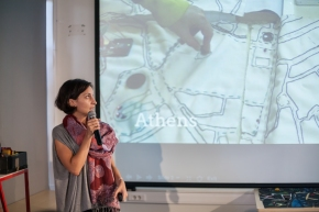 Haptic City: Interview with Artemis Papageorgiou
