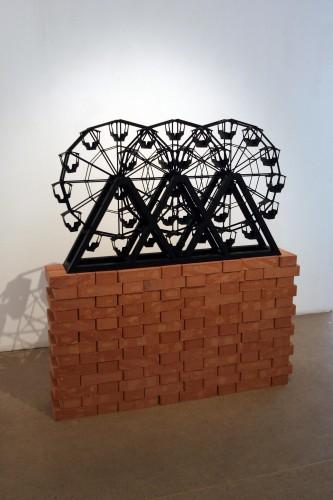 Gyula Várnai, Equinox, 2014, installation