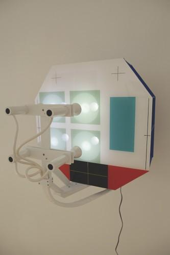 Ádám Kokesch, Mixed Media , 42 x 40 x 50 cm