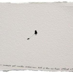 Nedko Solakov, single drawing (1), 2013