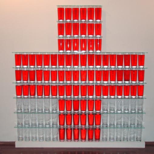 Matei Arnăutu Life, 2012 Installation Courtesy Anaid Art Gallery, Bucharest