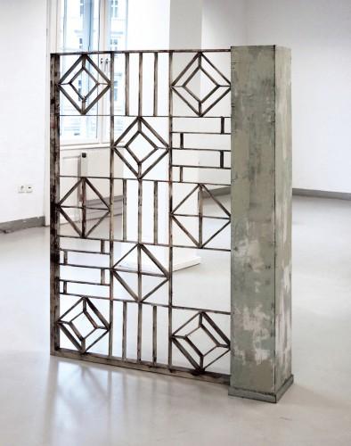Thomas Gänszler, Trennung, 2012, sculpture