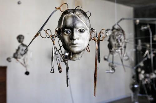 Sofie Muller, HH001M, 2011, sculpture