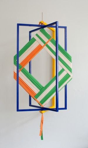 Jenni Tischer, Emblem (Figure of Three), 2013, Sculpture, 130 x 100 x 40 cm