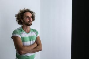Lukas Troberg, photo courtesy of the artist