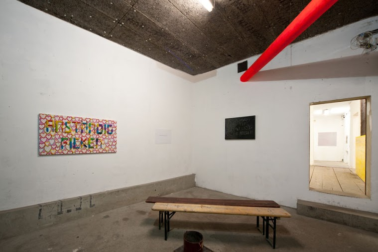 mo.ë: Principium Privatum, 2013 (exhibition view, photo by Simon Veres)